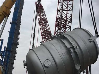 大型设备吊装安装